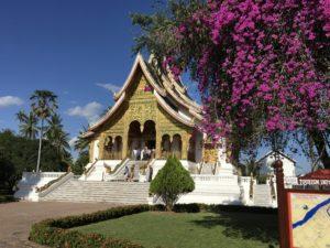 Der Königspalast in Luang Prabang © 2017