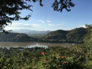 Blick vom Phousi auf den Mekong © 2017
