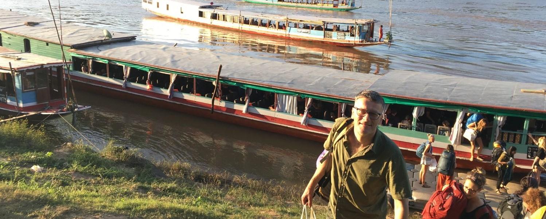 Ankunft in Luang Prabang